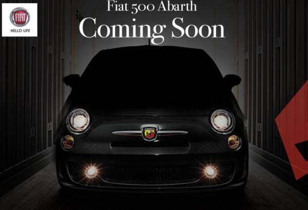 Fiat 500 Abarth India