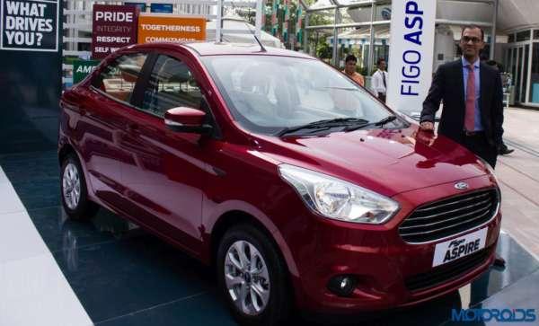 Ford Figo Aspire (13)