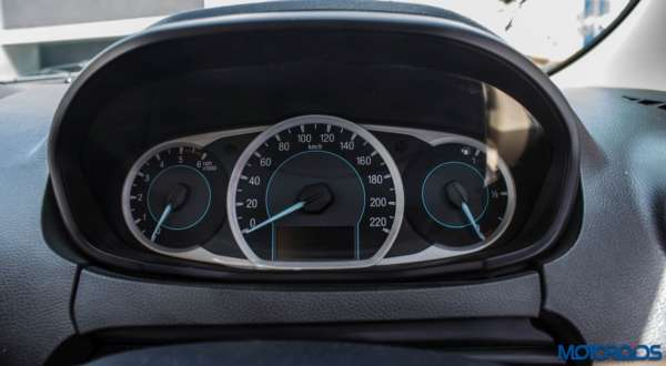 Ford Figo Aspire Interior (11)