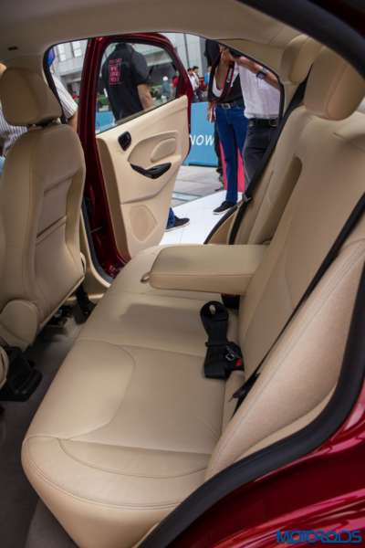 Ford Figo Aspire Interior (16)