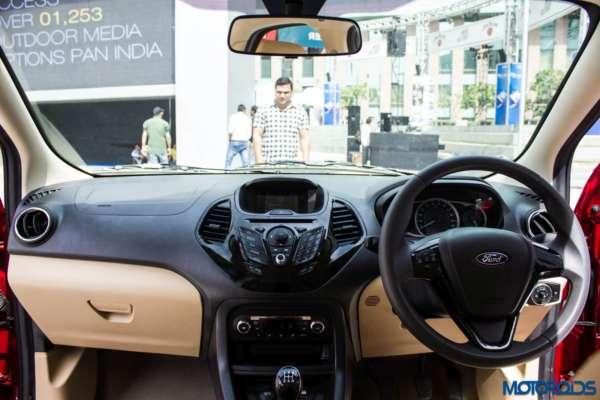 Ford Figo Aspire Interior (3)