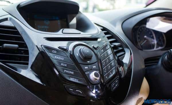 Ford Figo Aspire Interior (4)