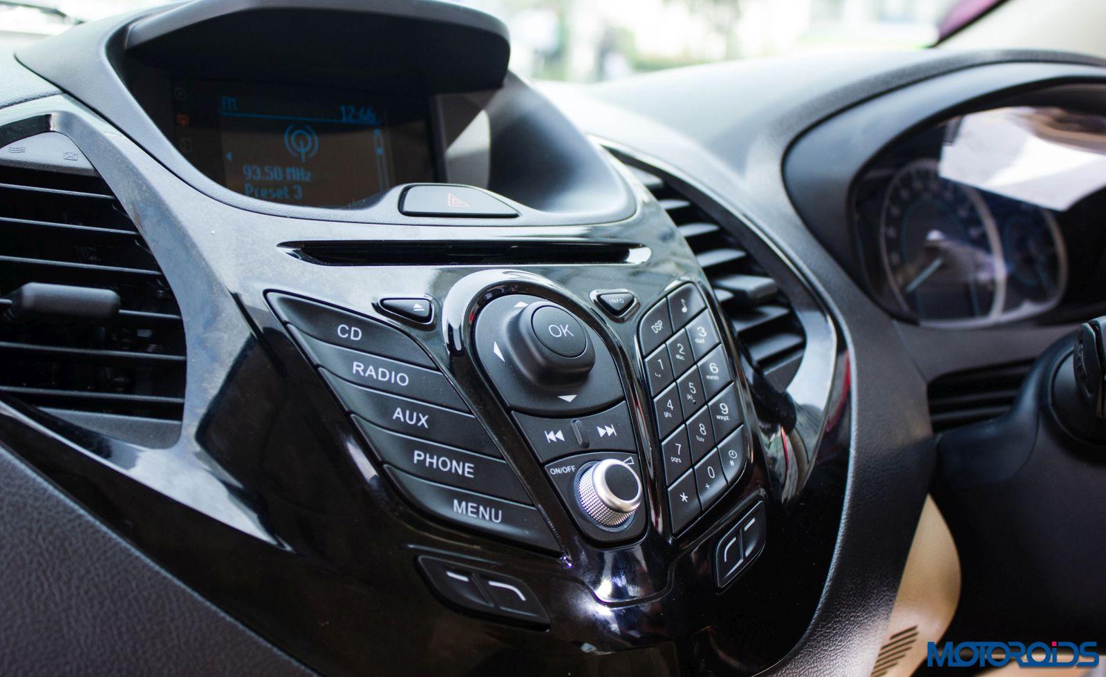 Ford Figo Aspire Interior 4