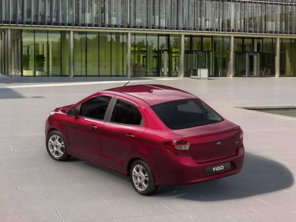 Ford Figo Sedan (2)