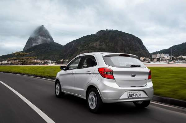 Ford Figo unveiled in South Africa (1)
