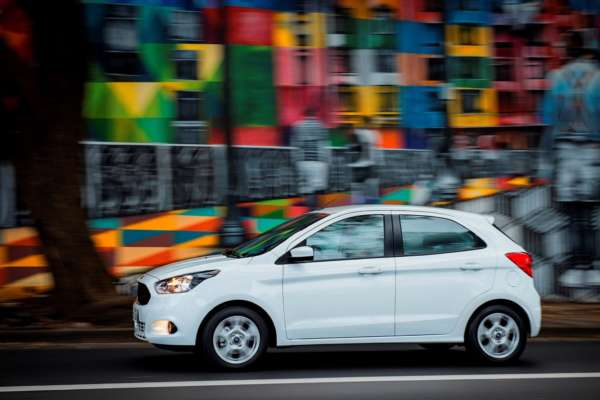 Ford Figo unveiled in South Africa (2)