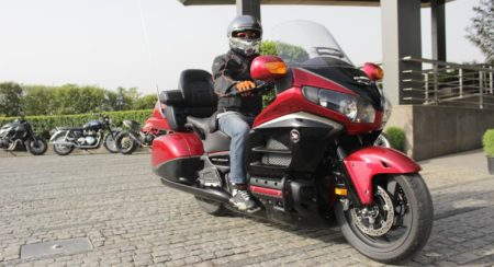 Honda Gold Wing - Congratulatory Ride (1)
