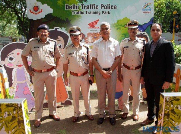 Honda Road Safety Summer Camp Delhi (1)