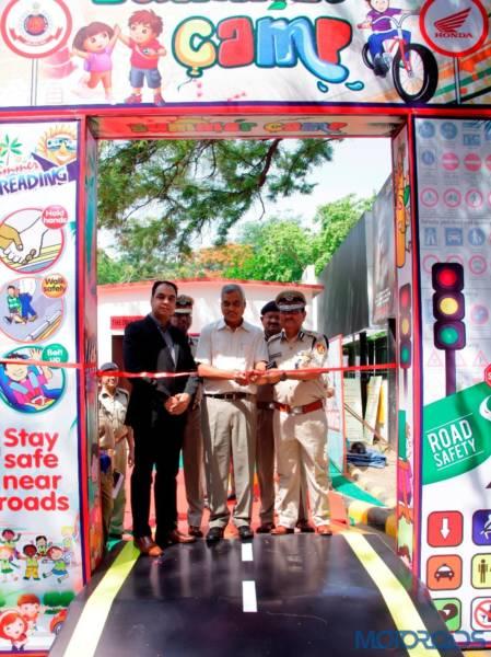 Honda Road Safety Summer Camp Delhi (2)