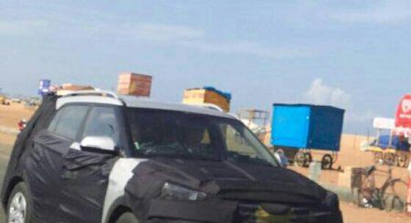 Hyundai ix25 spied (1)