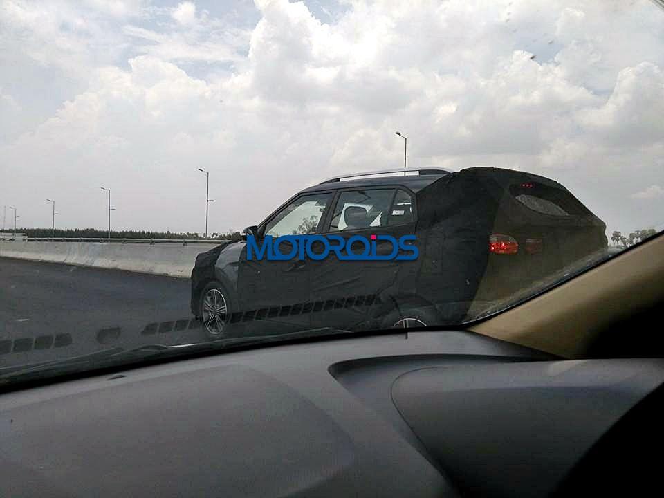 Hyundai ix25 spy