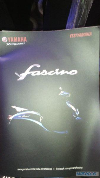 Yamaha Fascino (1)