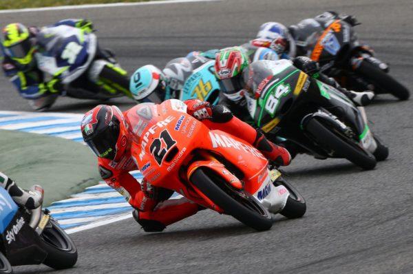 Jerez race image