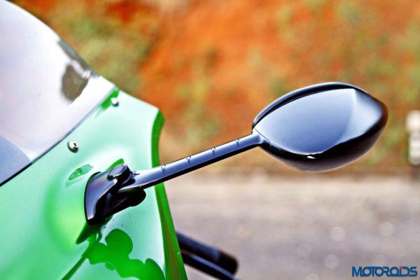 Kawasaki Ninja ZX-14r rear view mirror(5)
