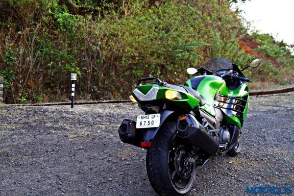 Kawasaki Ninja ZX-14r tail section(10)