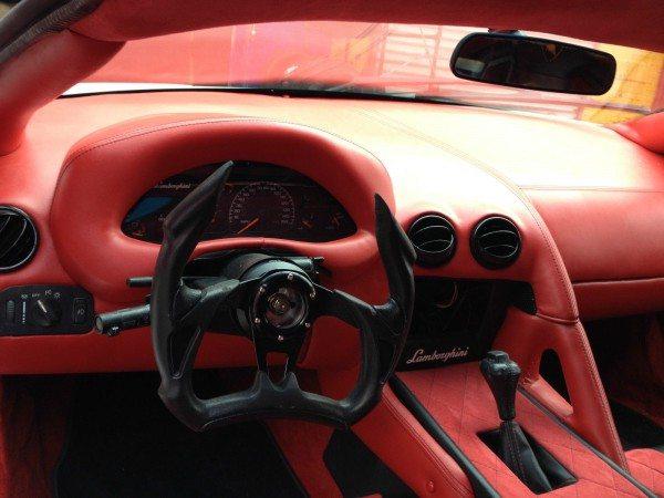Lamborghini Murcielago replica interior (2)
