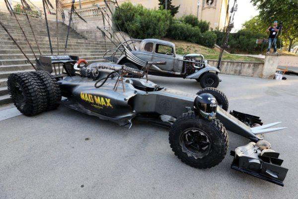 Lotus F1 mad max hybrid (1)