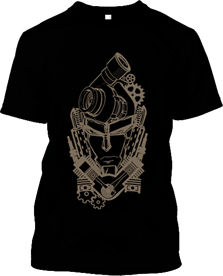 MOTOROIDS BLACK_front