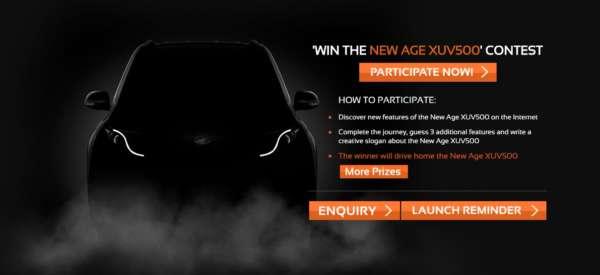 Mahindra New Age XUV500 Contest - 1