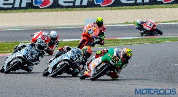 Mahindra Peugeot at 2015 Italian National Motorcycle Championship (1)