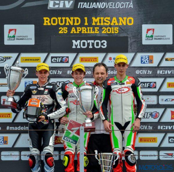 Mahindra Peugeot at 2015 Italian National Motorcycle Championship (3)