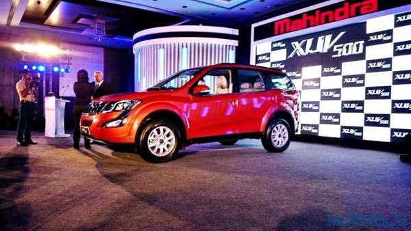 Mahindra XUV Mumbai Launch (11)