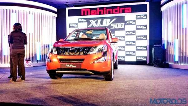 Mahindra XUV Mumbai Launch (3)
