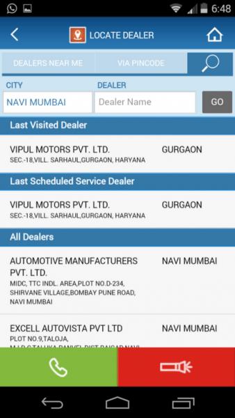 Maruti-Care-App-Dealer
