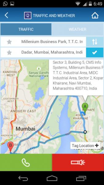 Maruti-Care-App-GPS