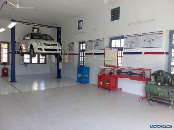 Maruti Suzuki training at ITI (1)