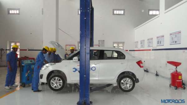 Maruti Suzuki training at ITI (2)