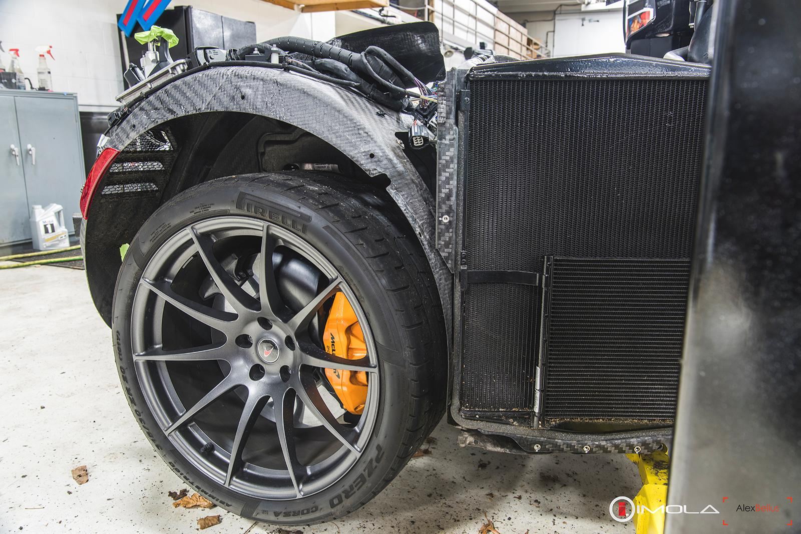 Mclaren P1 Cost >> The Mclaren P1 stripped down- for a tail light change ...