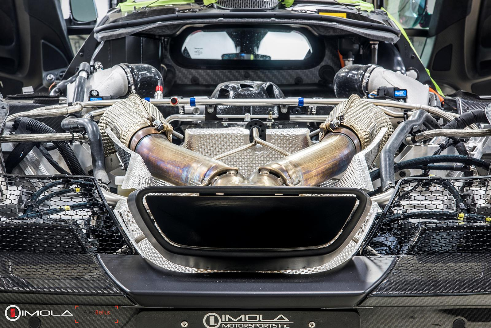 1000 Down Cars >> The Mclaren P1 stripped down- for a tail light change | Motoroids