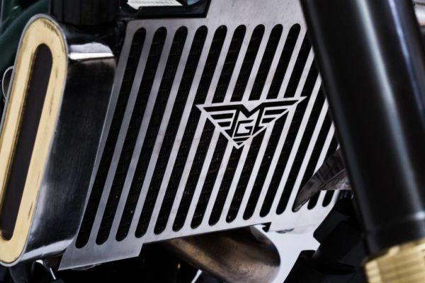 Mean Green Customs - KTM Duke - 13
