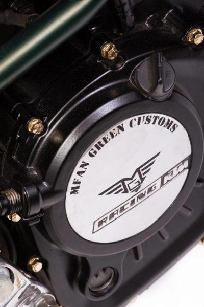 Mean Green Customs - KTM Duke - 9