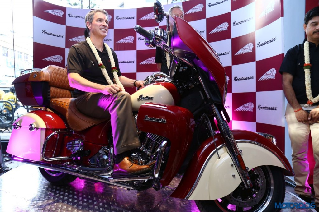 Mr Scott Wine Indian Roadmaster
