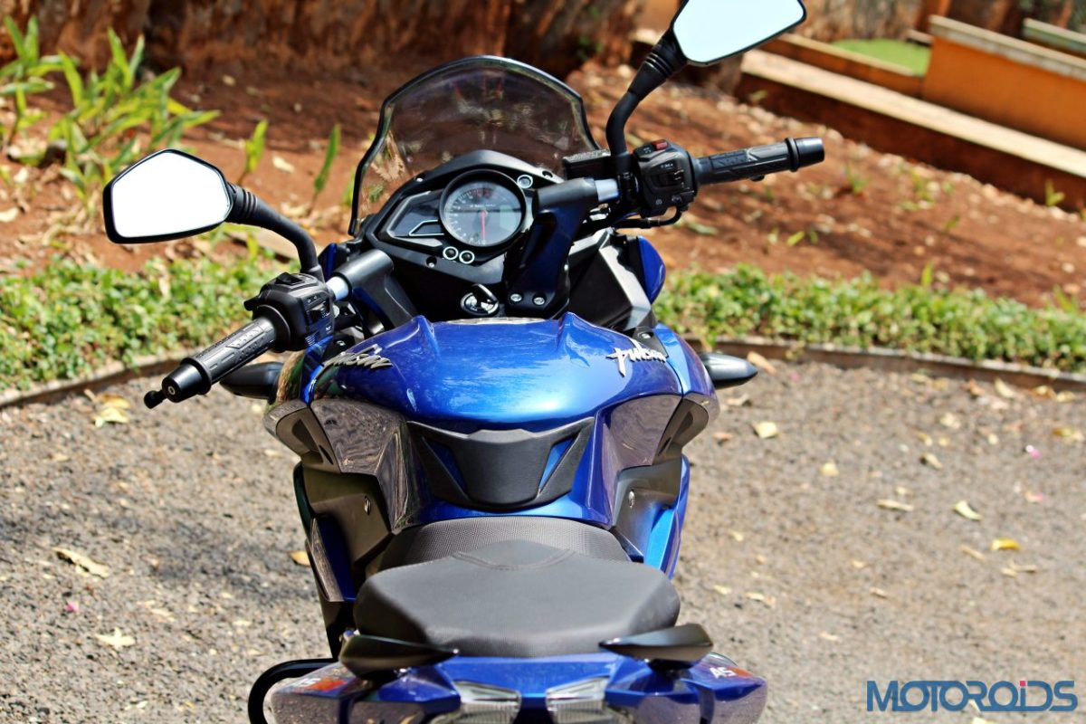 New Bajaj Pulsar AS150 AS200 Review – AS200 – Details (30)