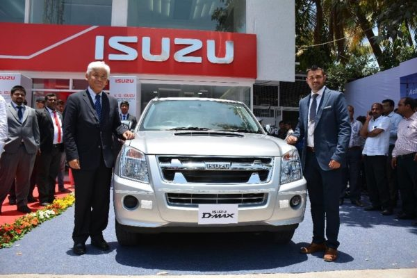 New Isuzu Dealership - Vadodara market (1)