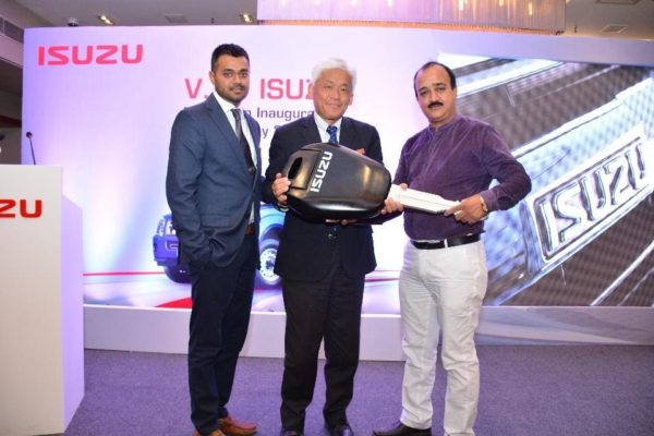 New Isuzu Dealership - Vadodara market (2)