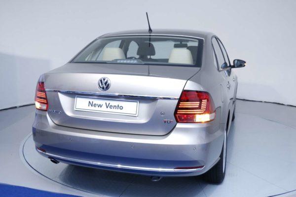 New Vento (rear)