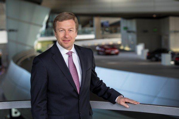 Oliver Zipse, Member Board of Management BMW AG, Production