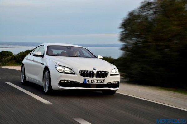 BMW 650i Gran Coup�