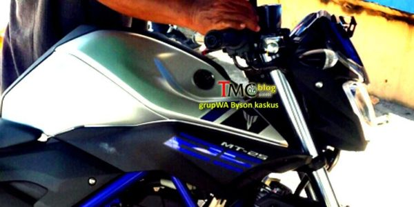 Production Ready Yamaha-MT-25 Spied - 2