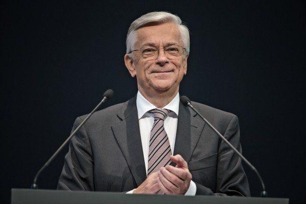 Professor Joachim Milberg