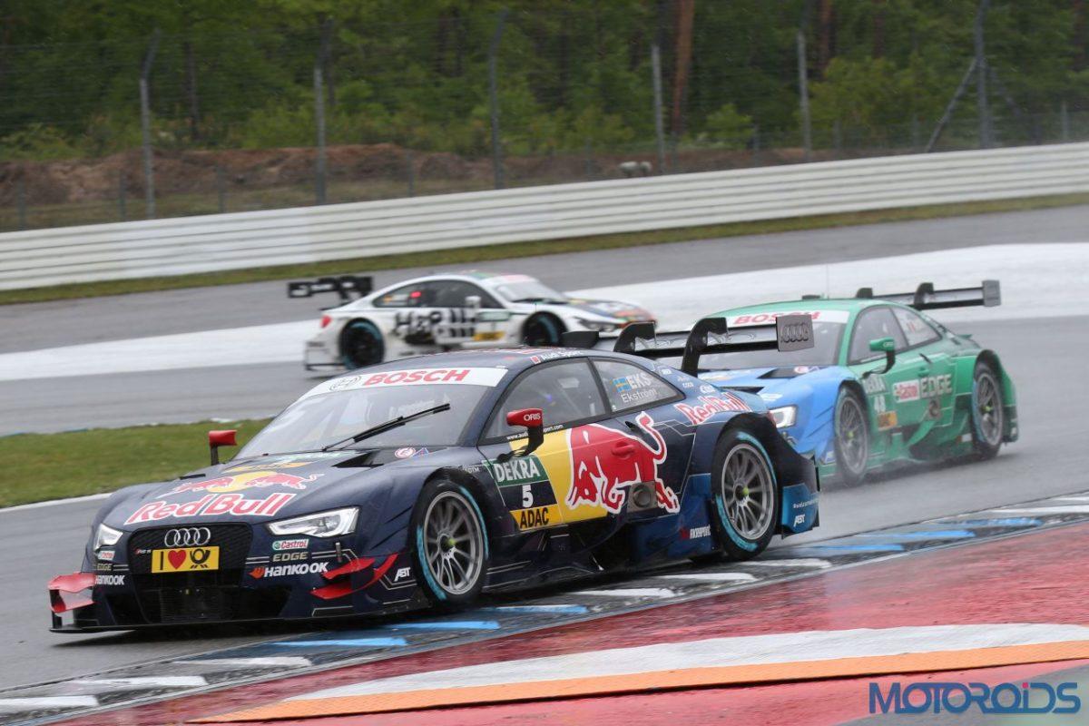 Motorsports / DTM 1. race Hockenheim
