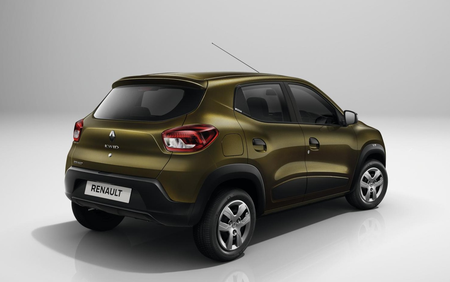 renault kwid launched introductory prices start from inr. Black Bedroom Furniture Sets. Home Design Ideas