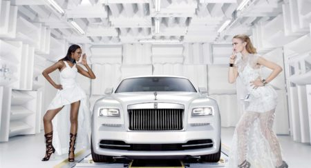 Rolls Royce Wraith Inspired by Fashion