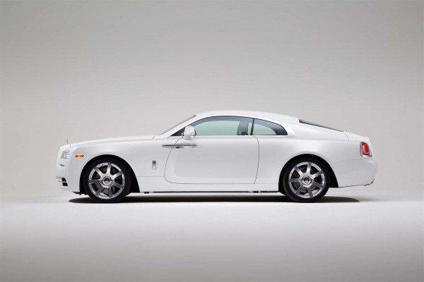 Rolls Royce Wraith Inspired by Fashion (8)