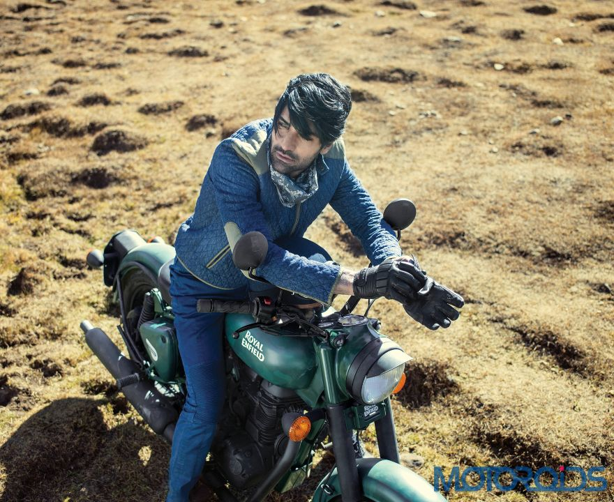 Royal Enfield - Despatch Rider - 5