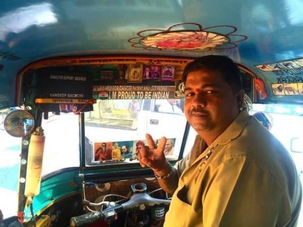 Sandeep Bacche - Rickshaw Driver - 1